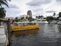 Water Taxi in Ft  Lauderdale, Florida.