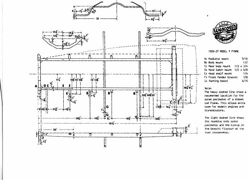 model t 1908 diagram gallery