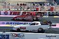 Leanders Bros Dragracing på 2013 NHRA Toyota Nationals, The Strip Las Vegas Motor Speedway.