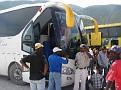 Arrivee a la frontiere DR., Haiti