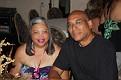 La gracieuse Nadège et son époux Adi Désir.