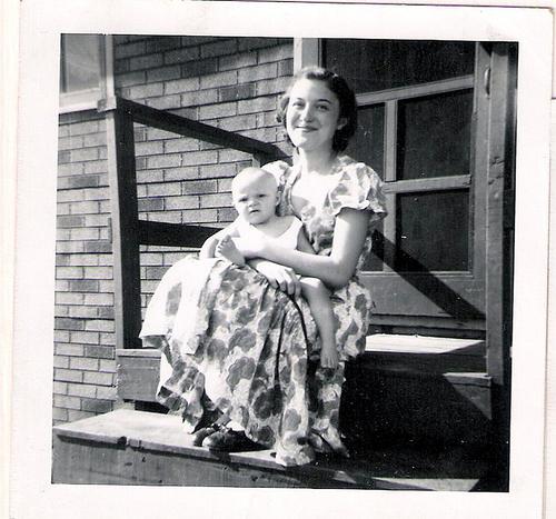 140-Irene Chambers Chitwood and Mom