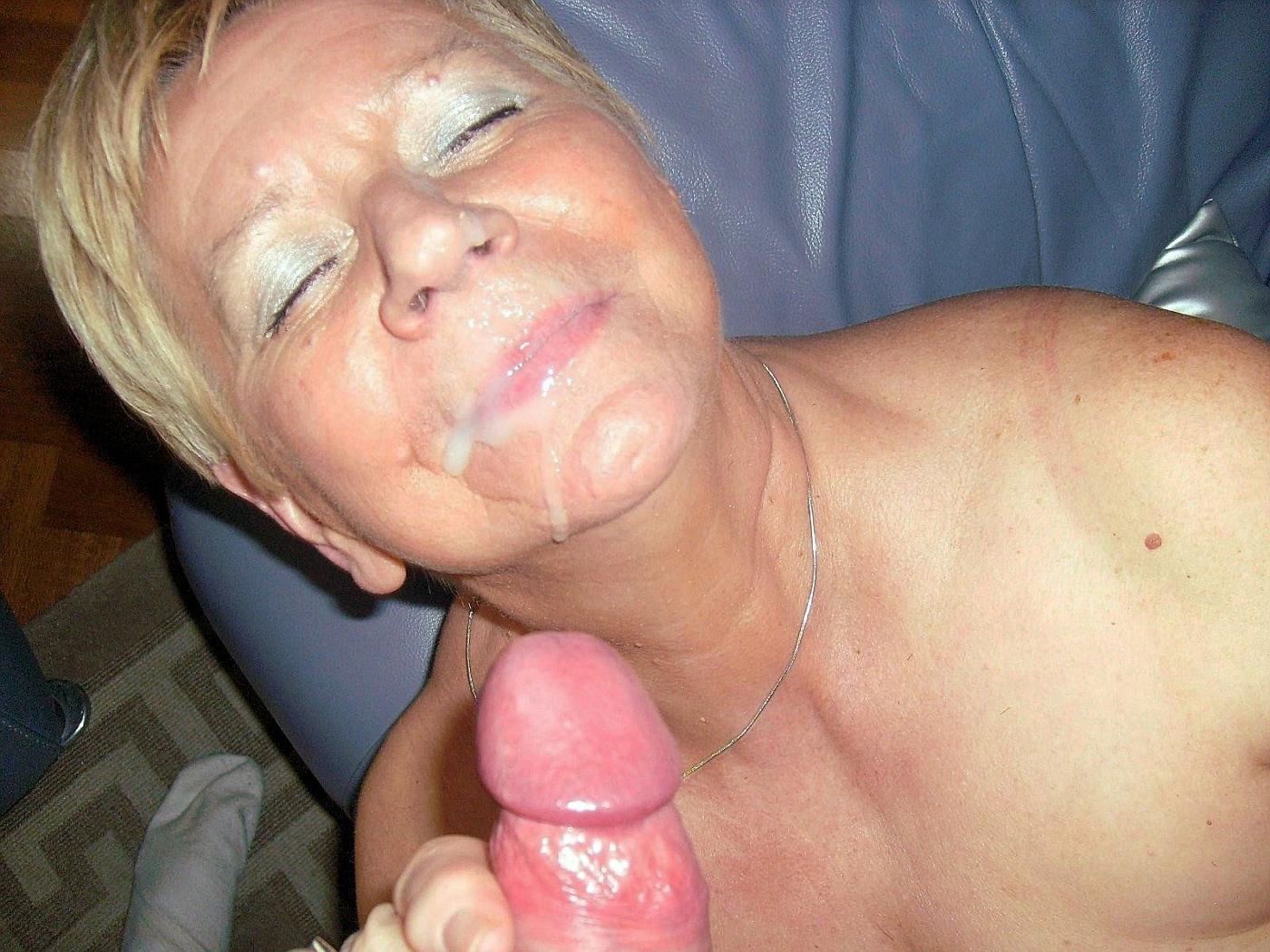 Hot 60 year old naked women