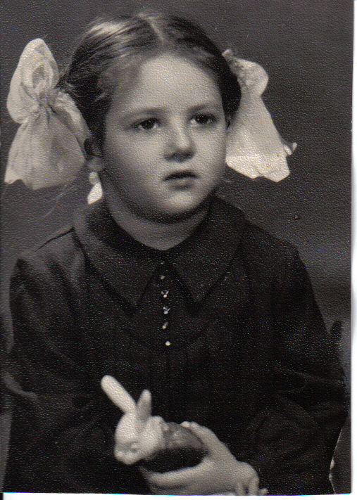 Сестра Елена. Начало 60-х.