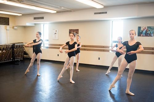 Brighton Ballet Practice DG-85