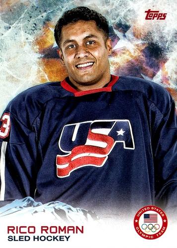 2014 US Olympic & Paralympic Team & Hopefuls #073 (1)