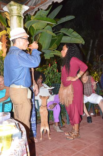 Francois 60th Birthday Home celebration-123
