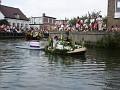 Boat 23. sponser Horti Fair . Flower Export