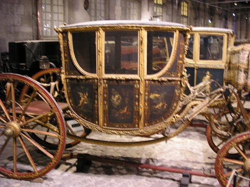 Museum of Vehicles,Palace de Compiegne
