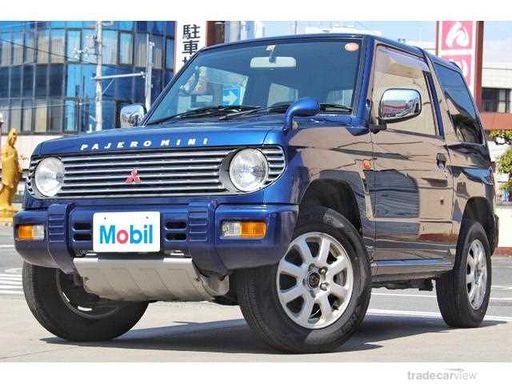 1998 Mitsubishi Pajero Mini