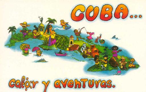 00- Map of Cuba 1