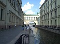 Zimnjaja-Kanal in der City St. Petersburg