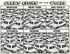 Great cities of the world