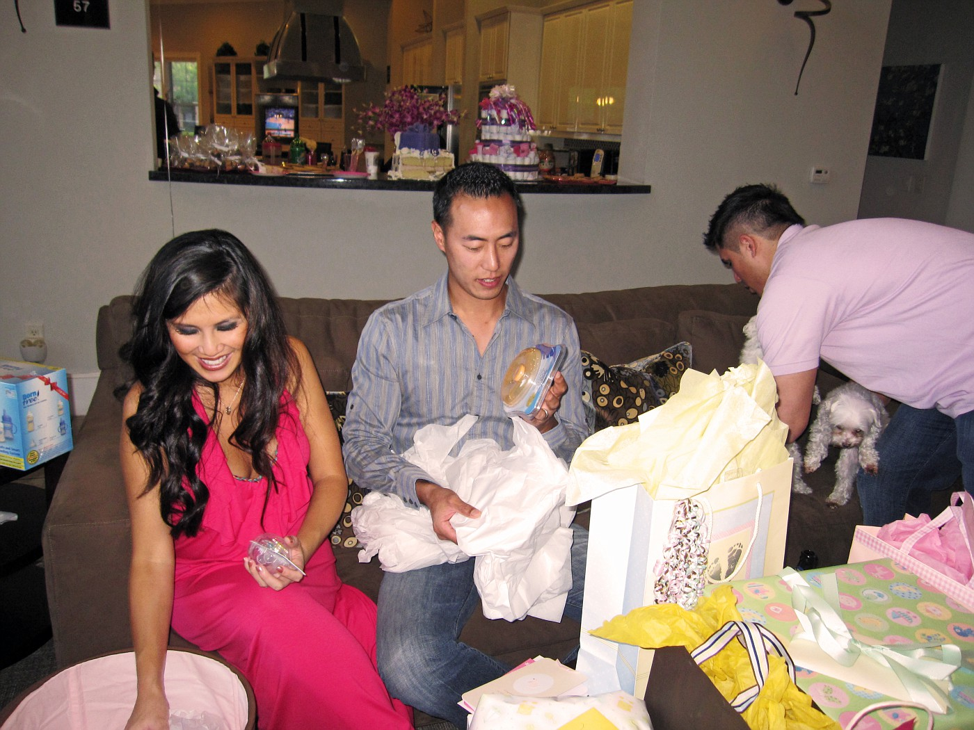 Our baby shower photo 16