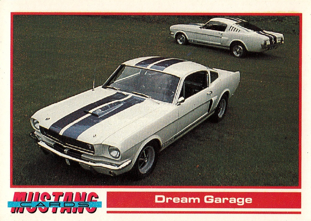 1992 Mustang Cards #051 (1)