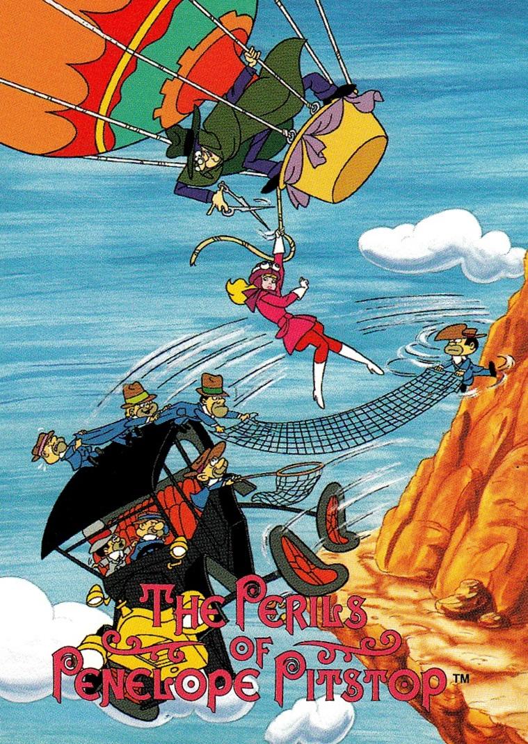 Hanna-Barbera Legends #17 (1)