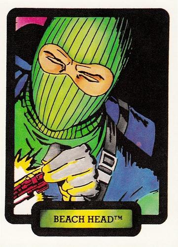1987 Comic Images GI Joe #06 (1)
