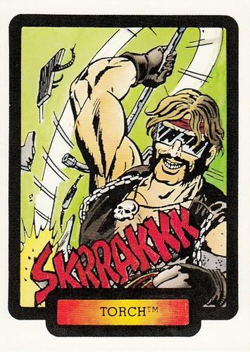 1987 Comic Images GI Joe #28 (1)