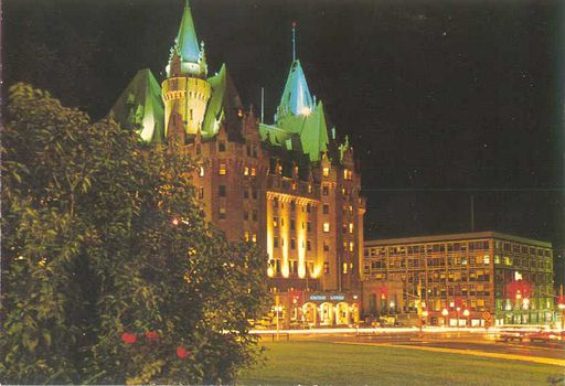 Canada - CHATEAU LAURIER