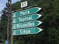Für Autos haben Paris und Brüssel hier die gleiche Richtung