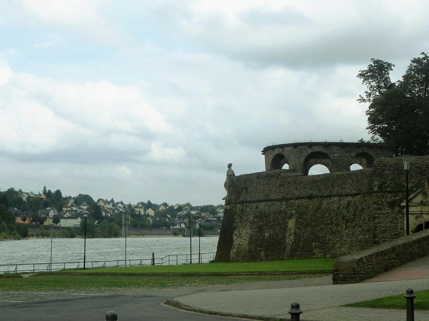 Bulwark Andernach