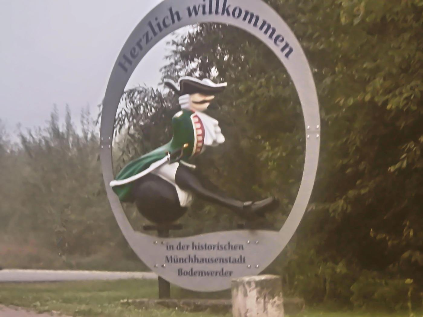 Müchhausen in Bodenwerder