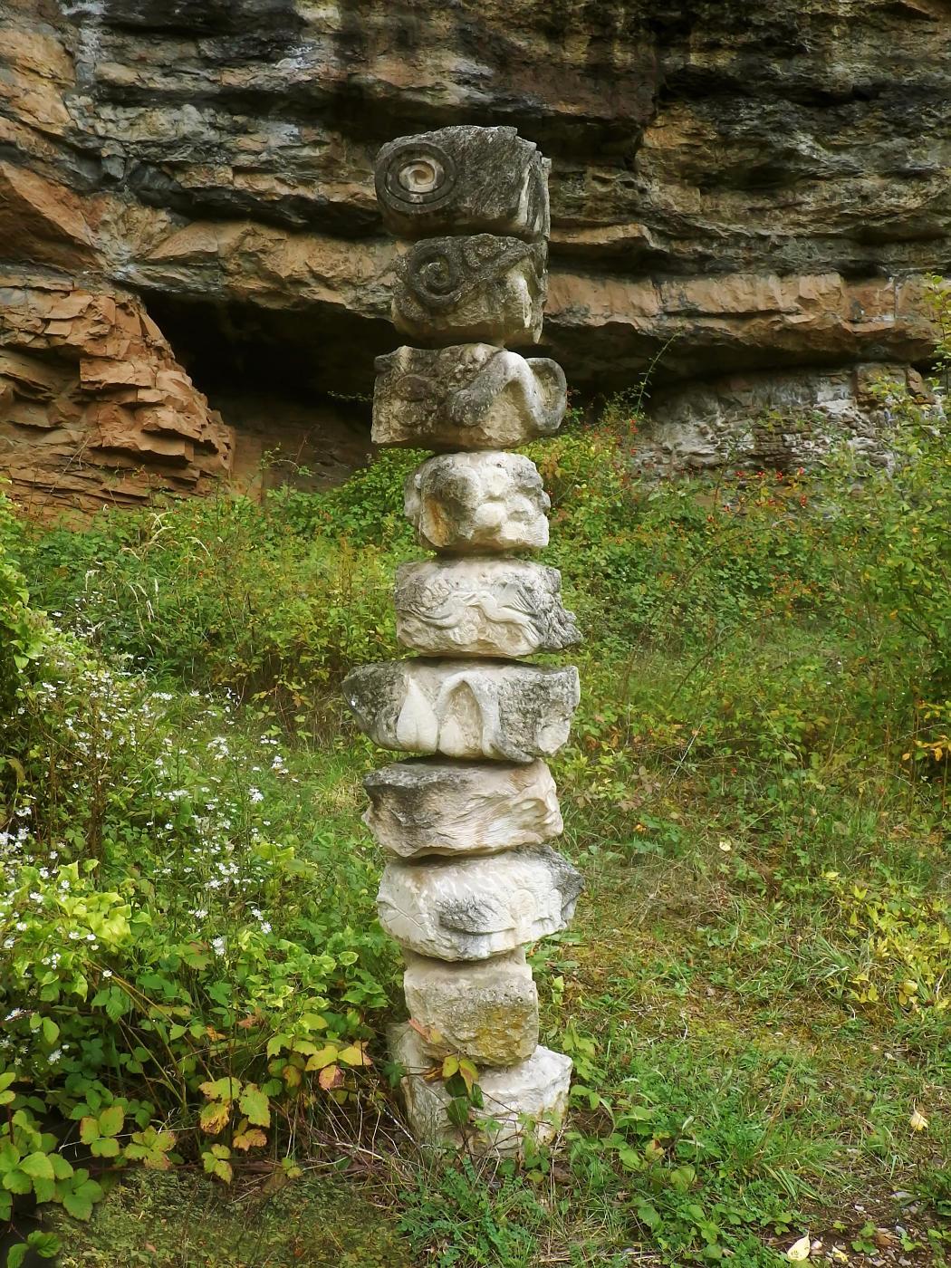 Fossiliensteine