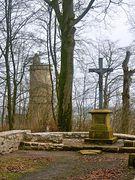 Ruine der Iburg-Kapelle