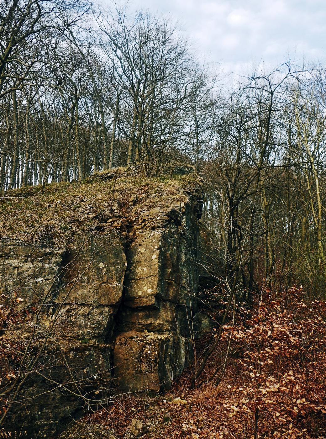 Felsen Hohenstein