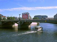 Spree und Marschallbrücke