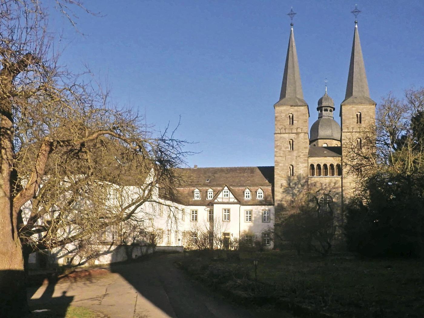 Kloster und Abteikirche Marienmünster