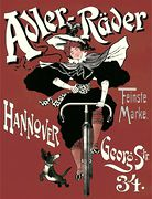 Adler-Räder 1900
