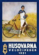 Husqvarna Velocipeder - 1931