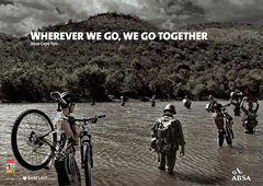 Wherever we go, we go together