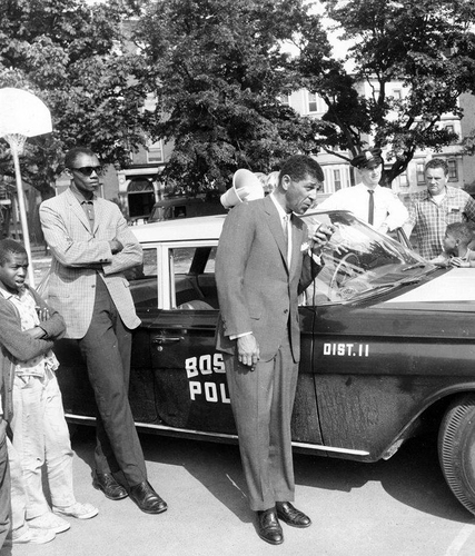 MA- Boston Police 1963 Chevy