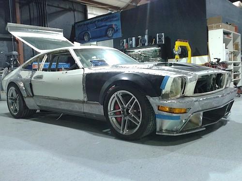 Mustang II RestoMod MII01-vi