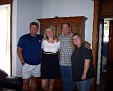 Chris, Shannon, E. Ray and Melanie