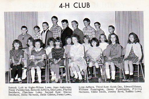 NHS (37) 4-H CLUB