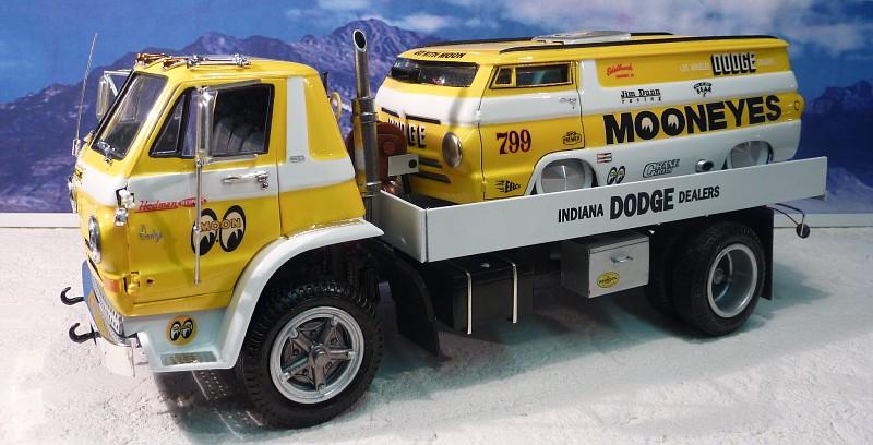 combo Moon ave van racer et porteur Dodge  035-vi