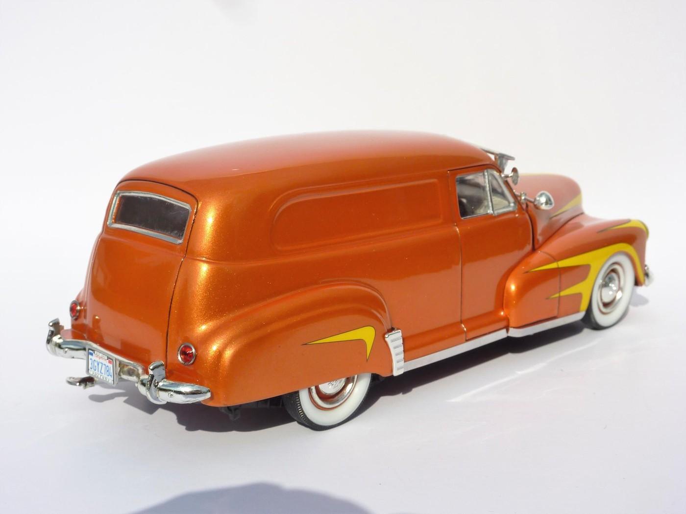 Refection complete d'une ancienne Chevy 51 Fleetline terminée - Page 2 Photo-vi