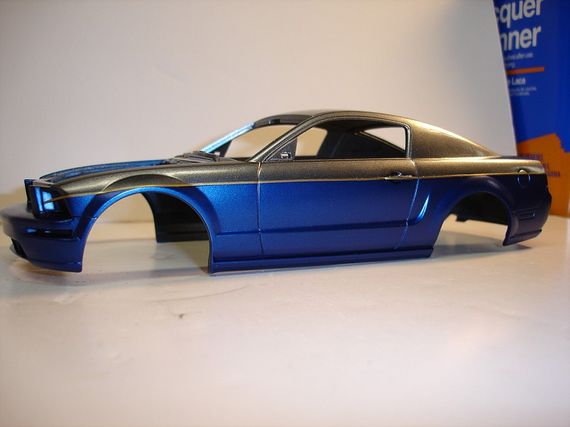 Best Trick For Doing Pinstriping General Automotive Talk Trucks And Cars Model Cars Magazine Forum