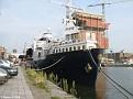 HÅKON JARL at Bonapartedok, Antwerp