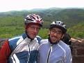 Jörg & Marcello glücklich auf der Wartburg