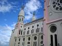 La cathédrale de Port- au- Prince.