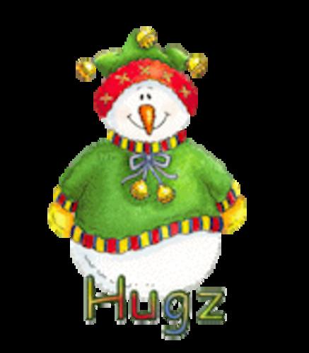 Hugz - ChristmasJugler