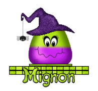 Mignon - CandyCornWitch