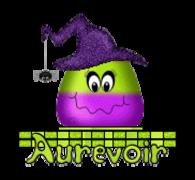 Aurevoir - CandyCornWitch