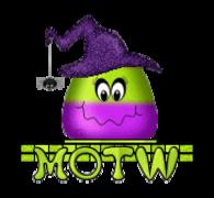 MOTW - CandyCornWitch