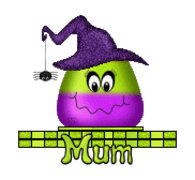 Mum - CandyCornWitch