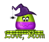 Love, Mom - CandyCornWitch